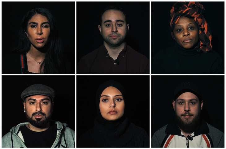 """I Kalla faktas reportage """"De utpekade"""" vittnar ett hundratal personer om hur de har misstänkliggjorts på grund av sitt utseende."""