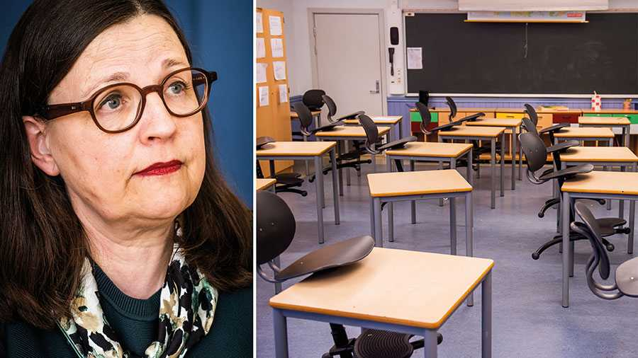 Vi uppmanar Anna Ekström och regeringen att lägga skarpa förslag från utredningen om en mer jämlik skola. Det är dags att alla partier visar korten – tar de skolkoncernernas parti  oavsett vad det får för konsekvenser för den gemensamma skolan? skriver 40 lokala skolpolitiker från S.