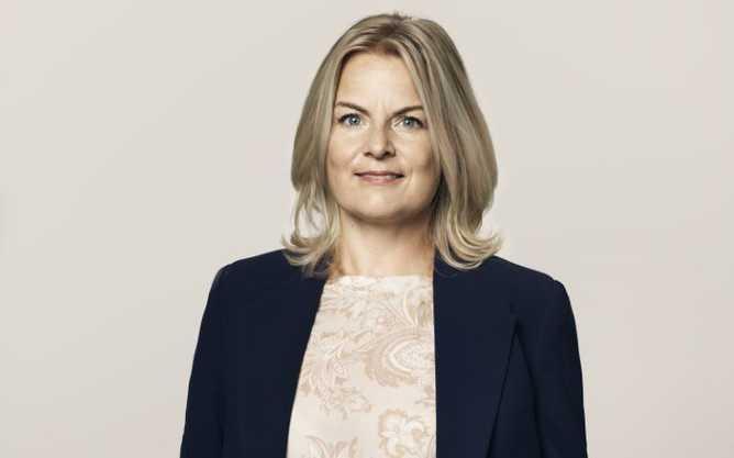Freja Annamatz är presschef på SAS.
