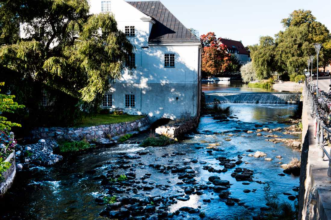 Uppsala kommun toppar listan över kommunernas klimatanpassningsarbete. Arkivbild.