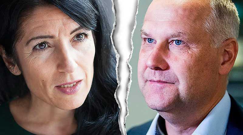 Vi protesterar mot Vänsterpartiets beslut att stänga ute Amineh Kakabaveh från utskotten. Och vi uppmanar Jonas Sjöstedt att våga prata om problemen som Amineh tar upp, skriver debattörerna.