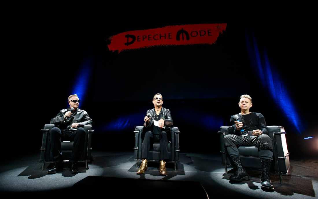 Depeche Mode. Depeche Mode.