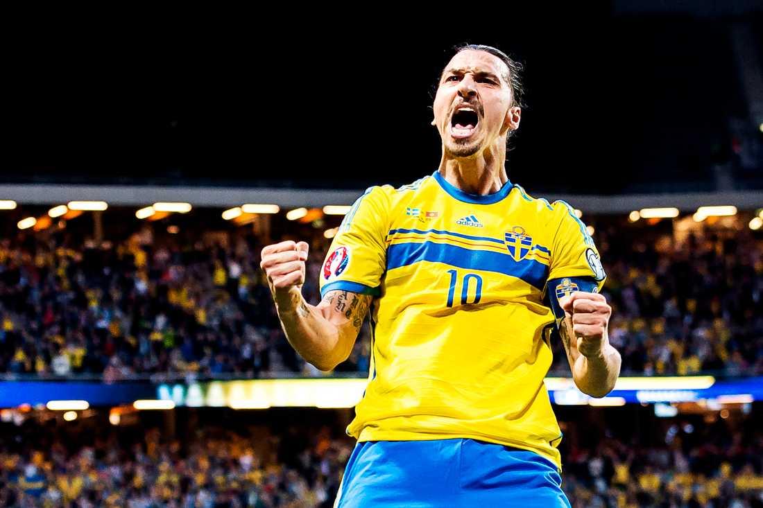 I sin nya bok skriver Olof Lundh om Zlatan Ibrahimovics påstådda terrorvälde i landslaget.