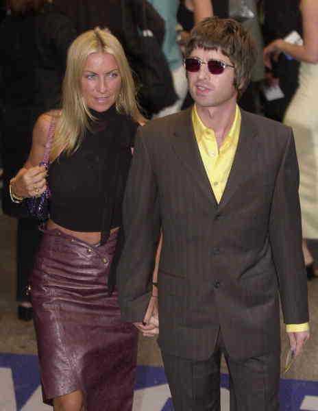 De föll offer för domino-effekten …Och bara veckor senare gjorde brorsan Noel Gallagher och Meg Matthews detsamma…