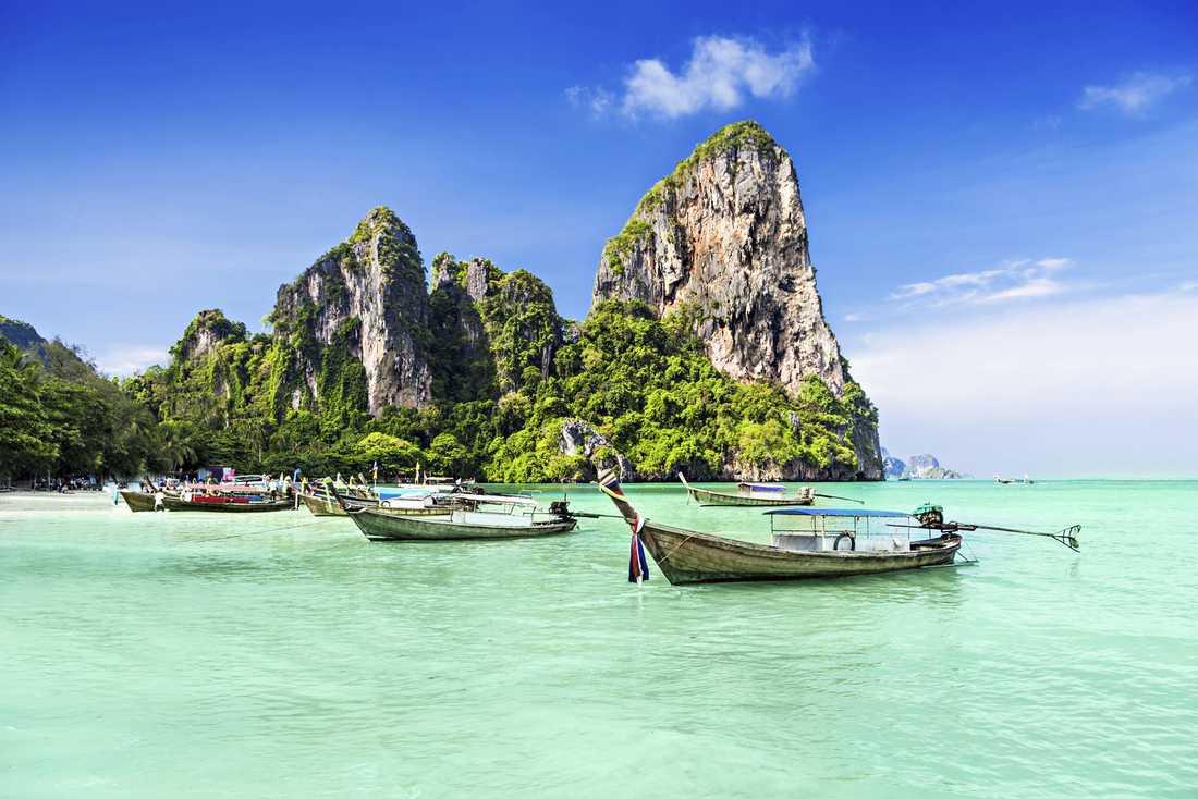 8) Phuket, Thailand.