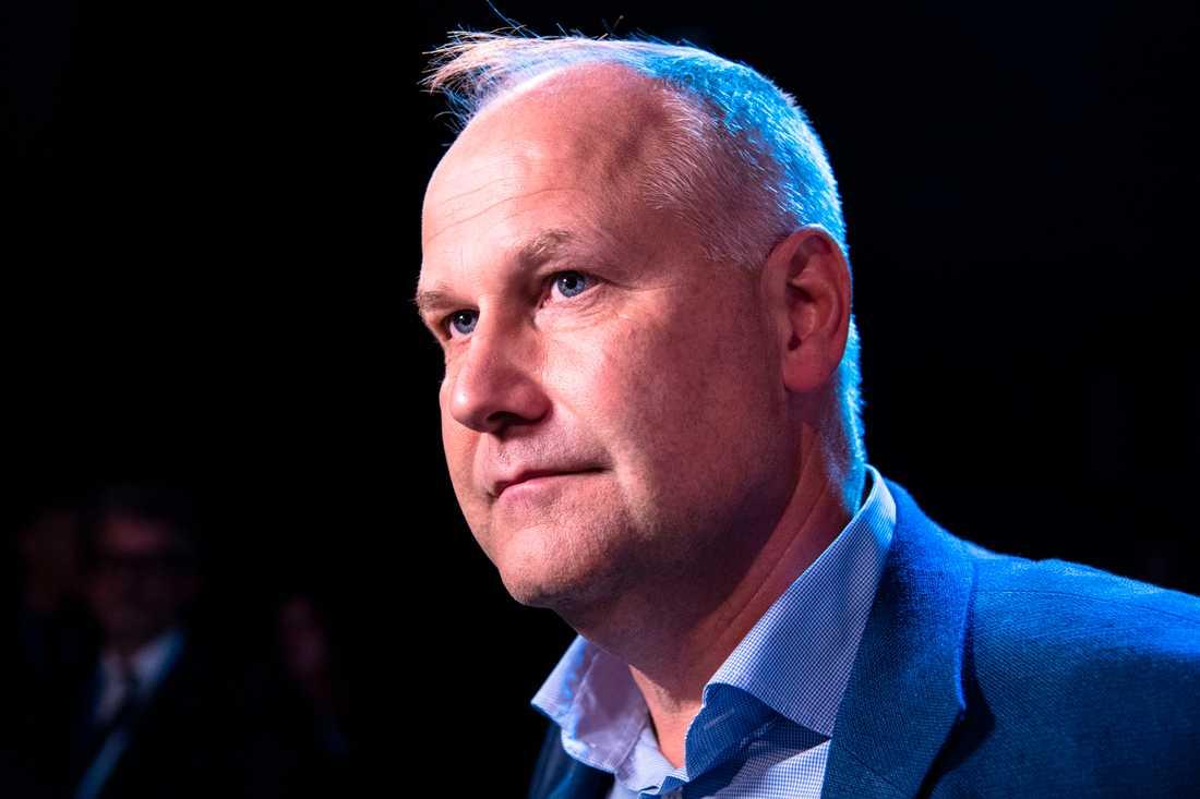 Sveriges blivande vice statsminister?