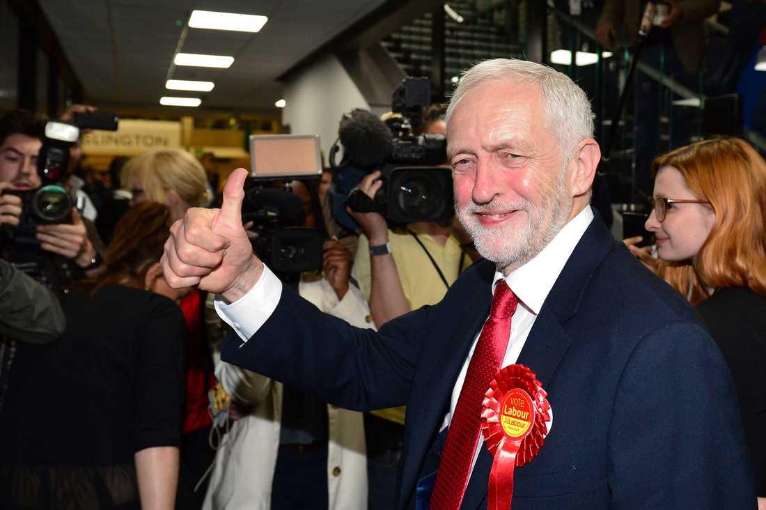 Labours Jeremy Corbyn