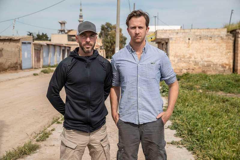 Magnus Wennman och Erik Wiman vinner Wendelapriset 2019.