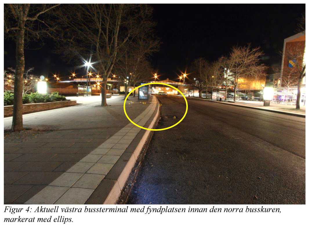 Nawzad Askandar Mala, 37, sköt sin kompis på busstorget i Sollentuna