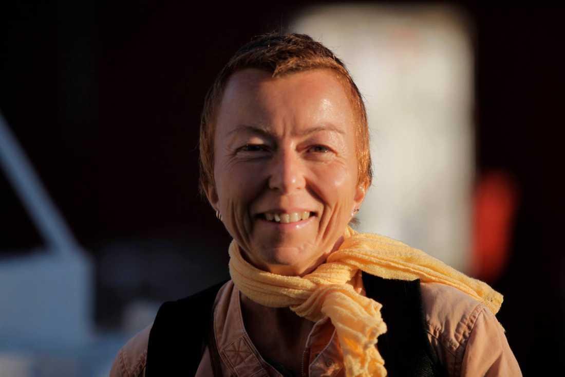 """Christina Svensson startade Facebookgruppen """"Normaltid alltid"""" som vill att Sverige ska slopa omställningen mellan vinter- och sommartid."""