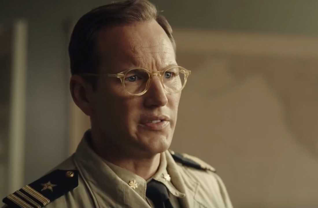 "Patrick Wilson i ""Midway""."