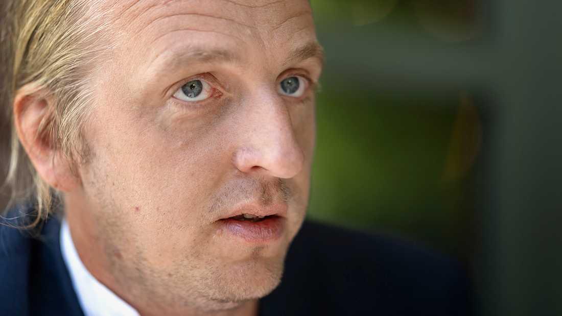 Martin Schibbye.
