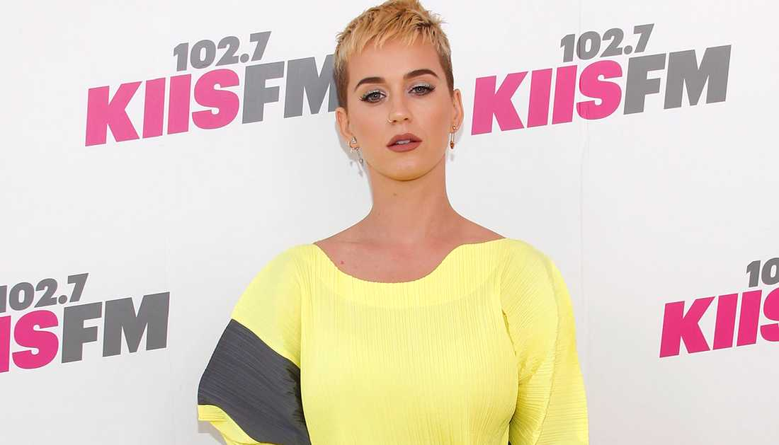 Katy Perry har twittrat efter händelsen i Manchester arena.