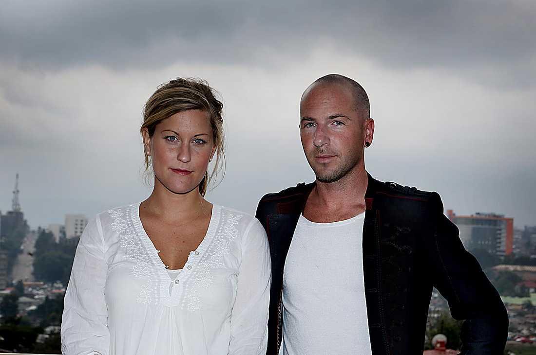 Aftonbladets Josefin Sköld och Magnus Wennman på plats i Addis Abeba
