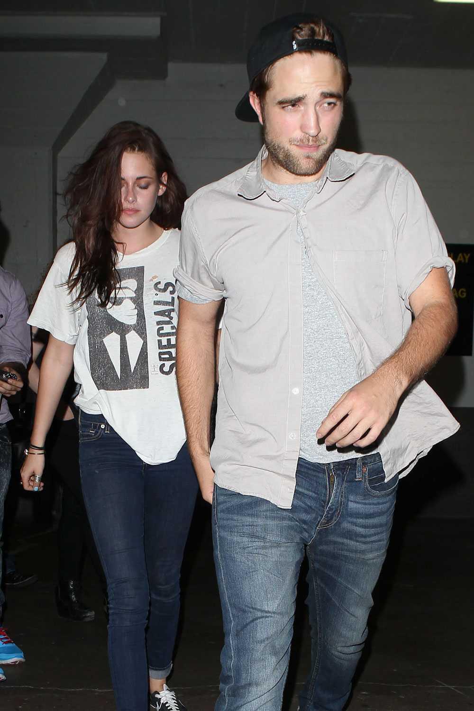 Stewart och Pattinson.