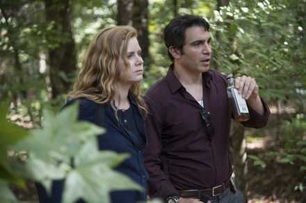 Amy Adams och Chris Messina.