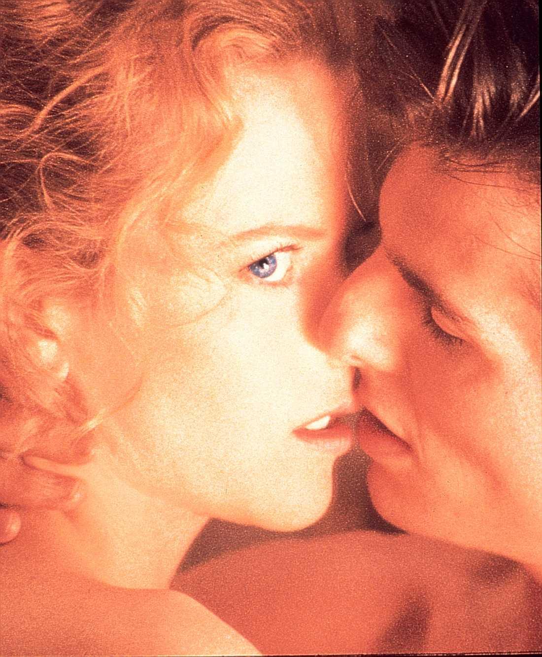 """FLER SOM KYSST CRUISE Nicole Kidman i """"Eyes wide shut"""" och """"Days of thunder"""". Även tidigare gift med Tom Cruise."""