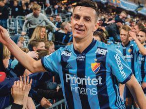 Haris Radetinac avgjorde träningsmatchen mot Göteborg  b9d63aefd36f5