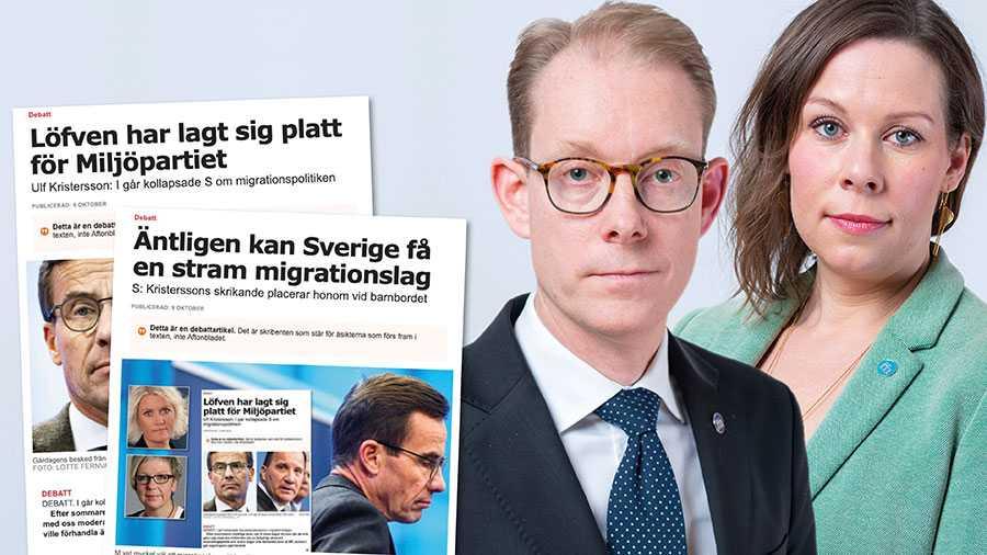 S sviker inte bara sina väljare, utan också alla dem som fastnat i ett djupt rödgrönt utanförskap, och som aldrig får en verklig chans att komma in i samhället. Makten framför allt, skriver Tobias Billström och Maria Malmer Stenergard.
