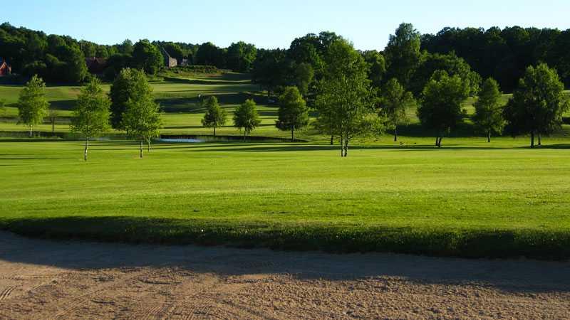 Woodlands Country Club – hemmabana för Örkelljunga GK.
