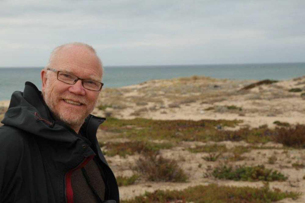 """Kolla på varje svamp som du ska ta med dig hem att verkligen är den svamp du tror att det är"""", säger Kill Persson, biolog och svampentusiast."""