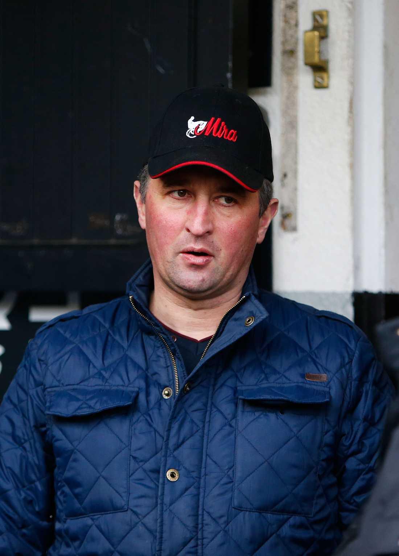 Bold Eagles tränare, Sébastien Guarato.