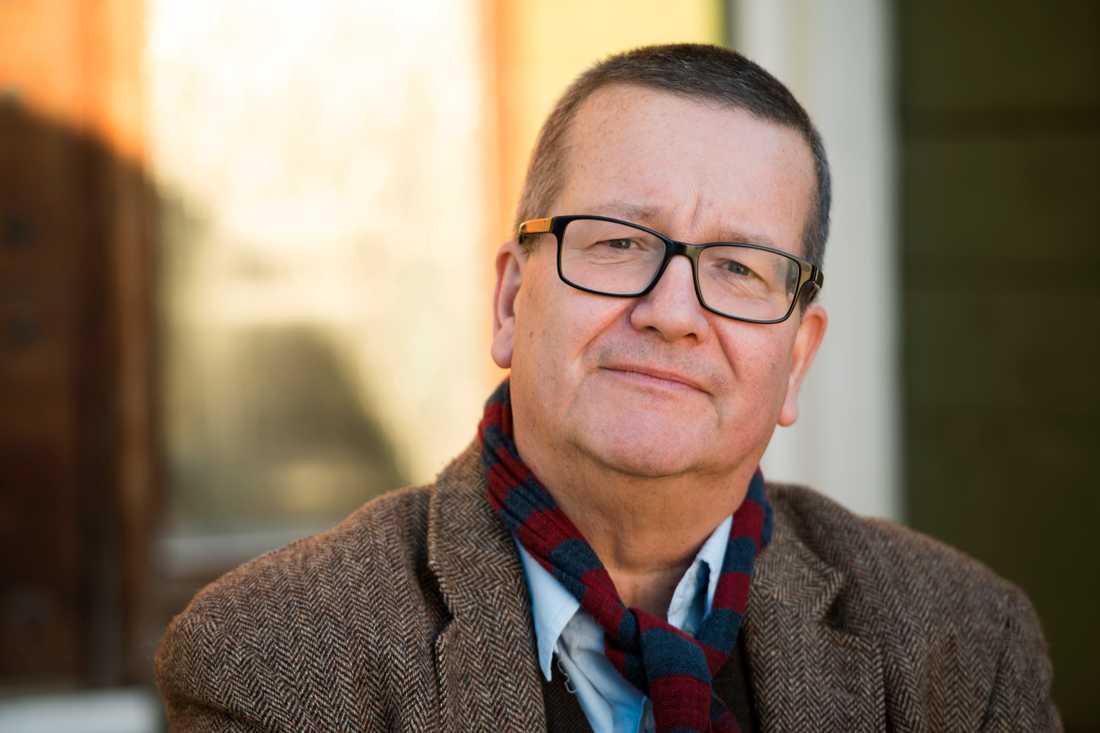S-debattören och statsvetaren Stig-Björn Ljunggren. Arkivbild.