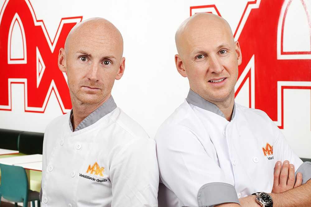 Richard och Christoffer Bergfors