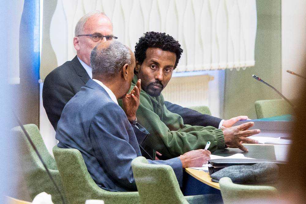 Abraham Ukbagabir vill avtjäna sitt straff i hemlandet Eritrea