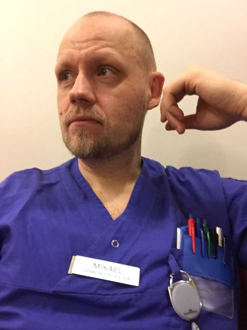 Mikael Öström, 44.