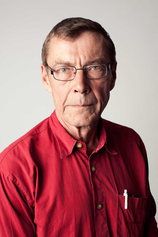 Utrikespolitiska institutets Mellanösternexpert Per Jönsson.
