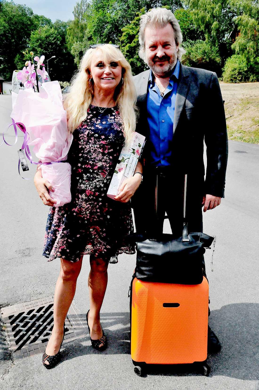 Nanne och Peter Grönvall.