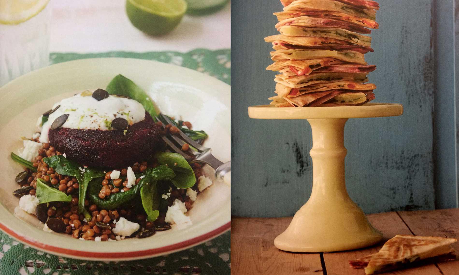 äta vegetariskt recept