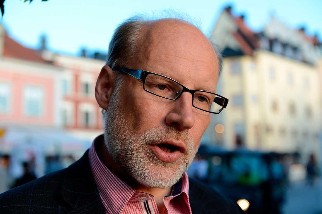Stefan Attefall (KD).