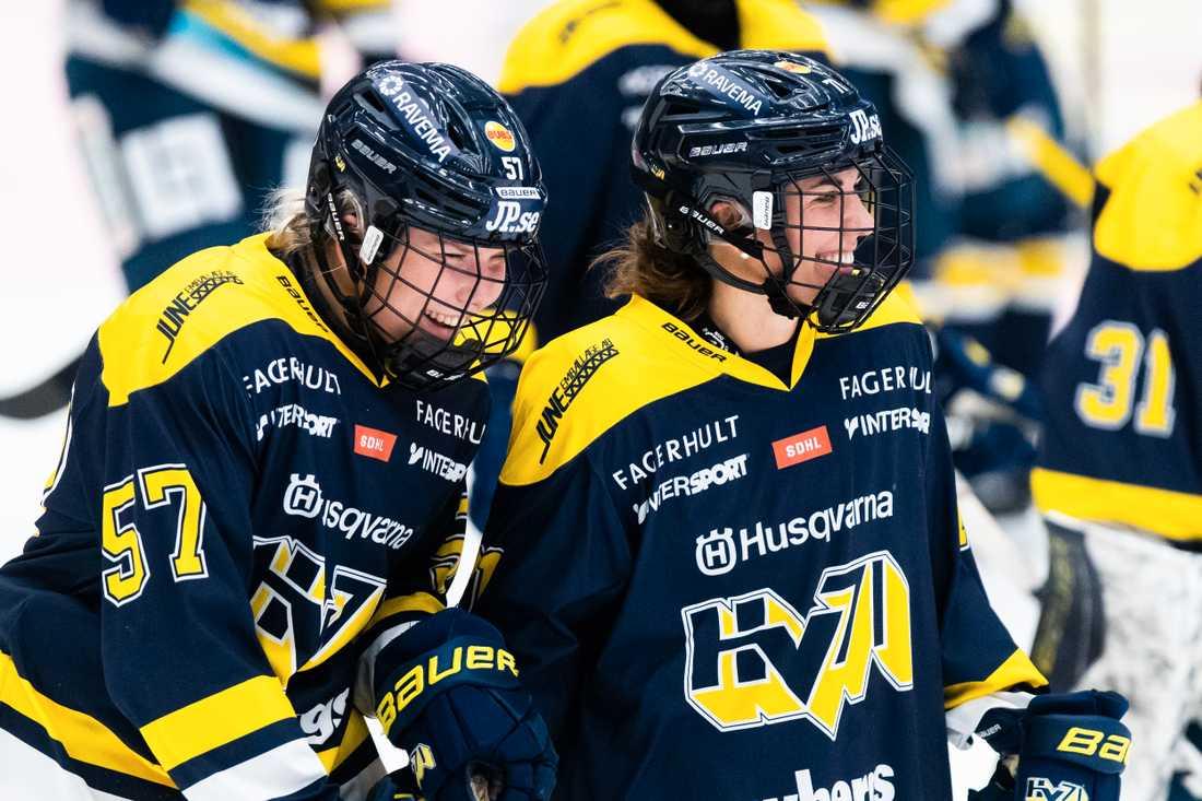 HV71 vidare till semifinal – ställs mot Brynäs.