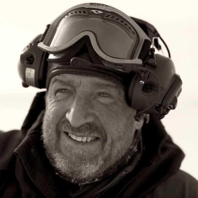Håkan Berglund, naturbevakare på Länsstyrelsen i Västerbotten.