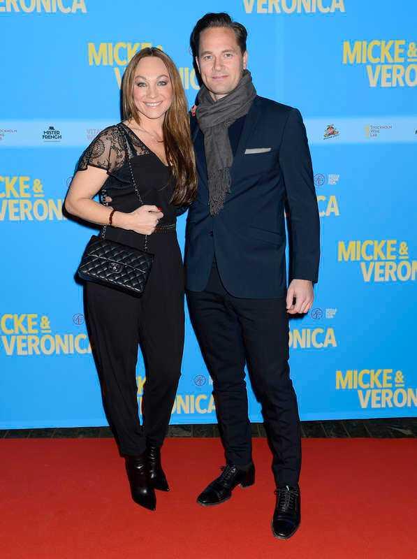 Blivande äkta makarCharlotte Perrelli och Anders Jensen ska gifta sig i sommar.