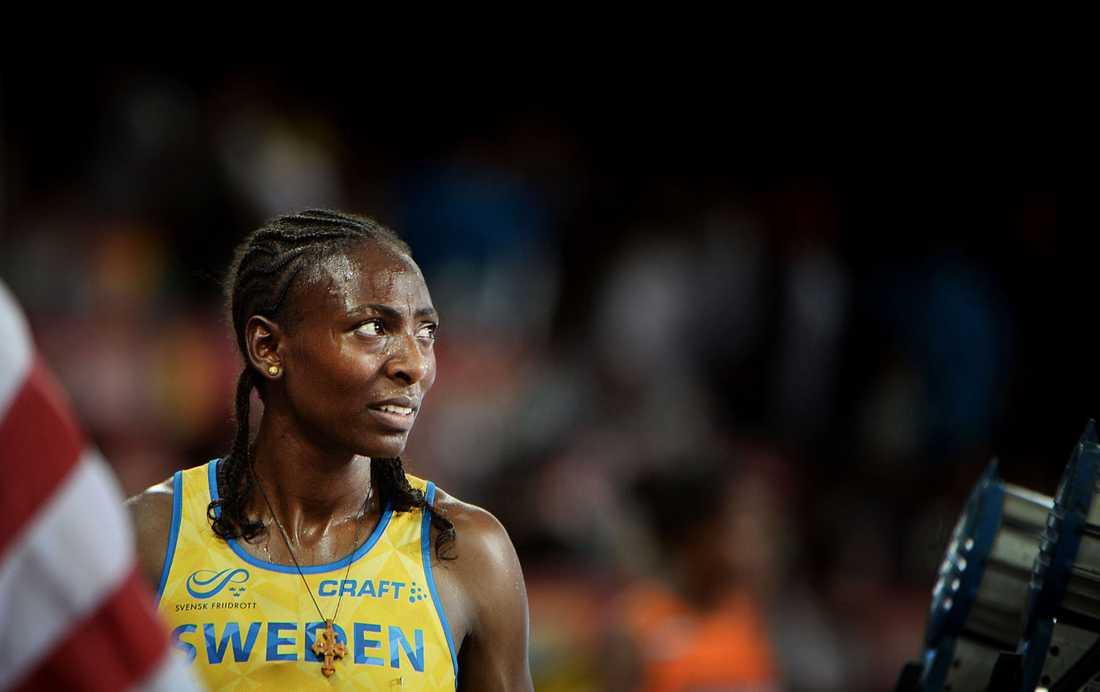 Abeba Aregawi kan få åka till OS i Rio.