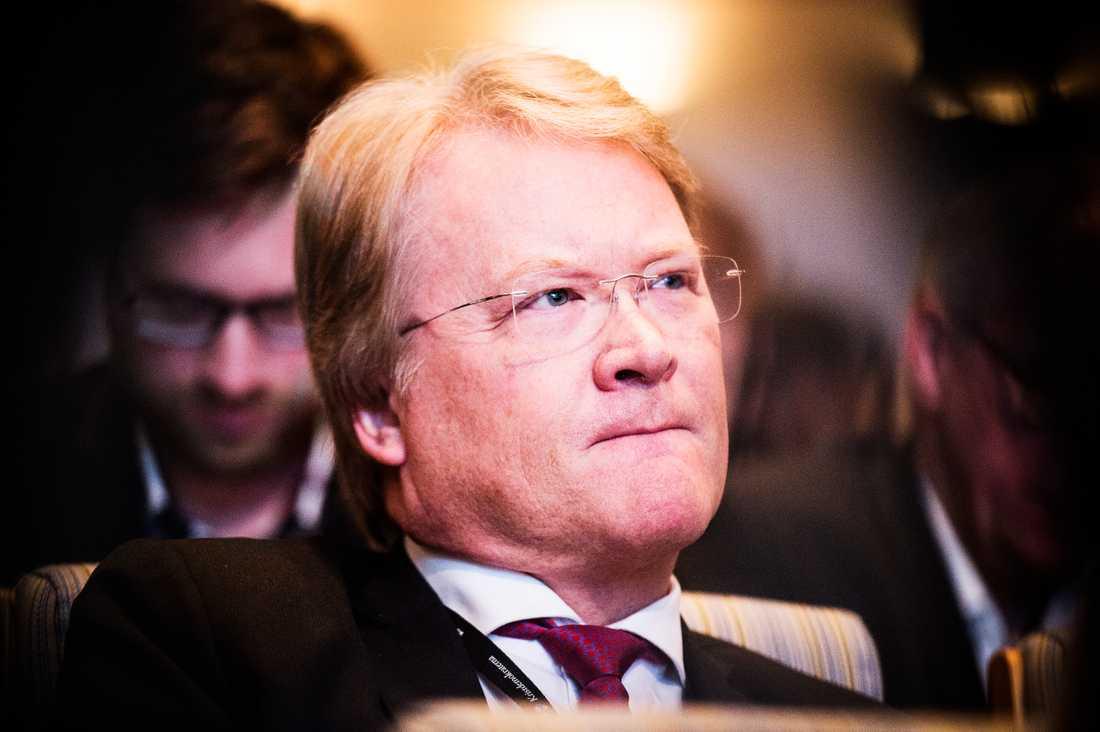 Lars Adaktusson, andra vice ordförande i Kristdemokraterna.