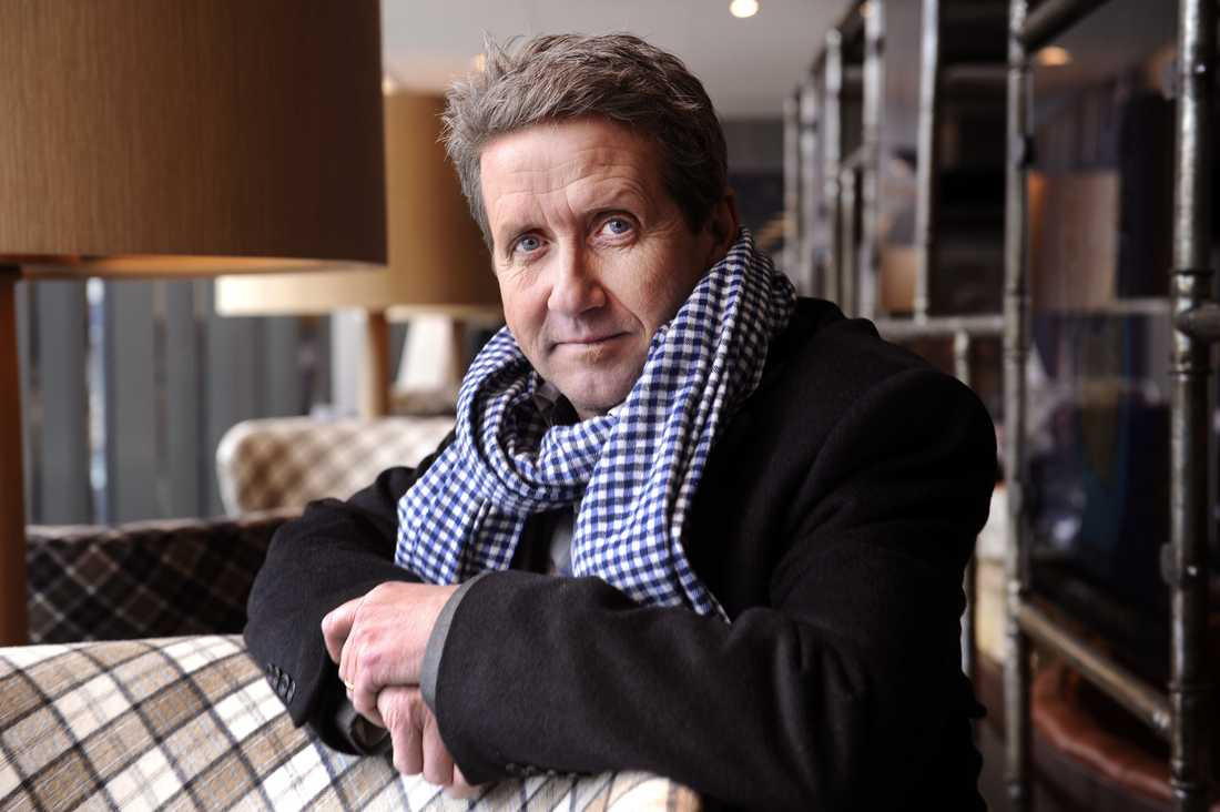Tv-profilen Martin Timell.