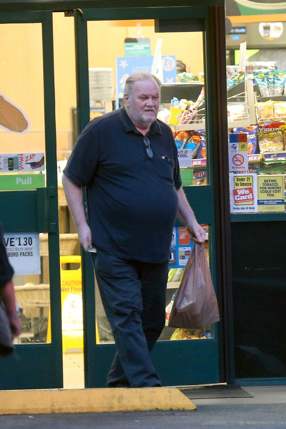 Pappa Thomas Markle.