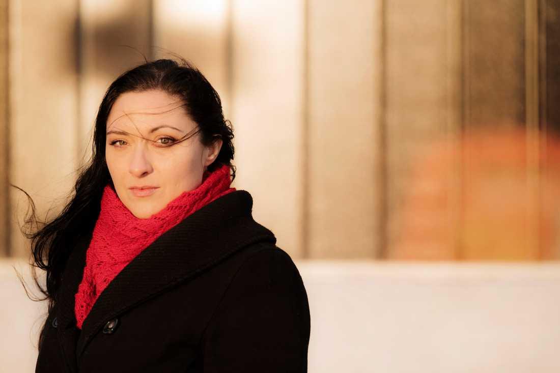 Anna Fock, författare.