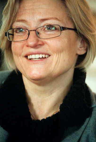 Utrikesminister Anna Lindh (1957-2003)