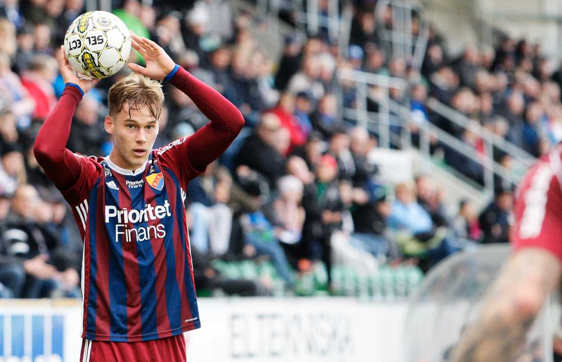 Felix Beijmo, från tiden i Djurgården.