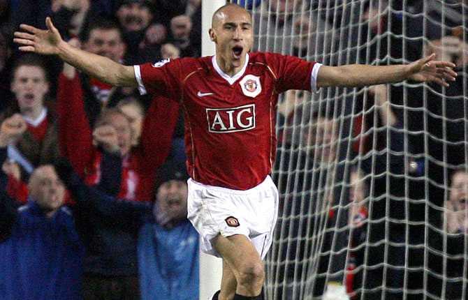 Henrik Larsson hade en lyckad säsong i Manchester United 2007.