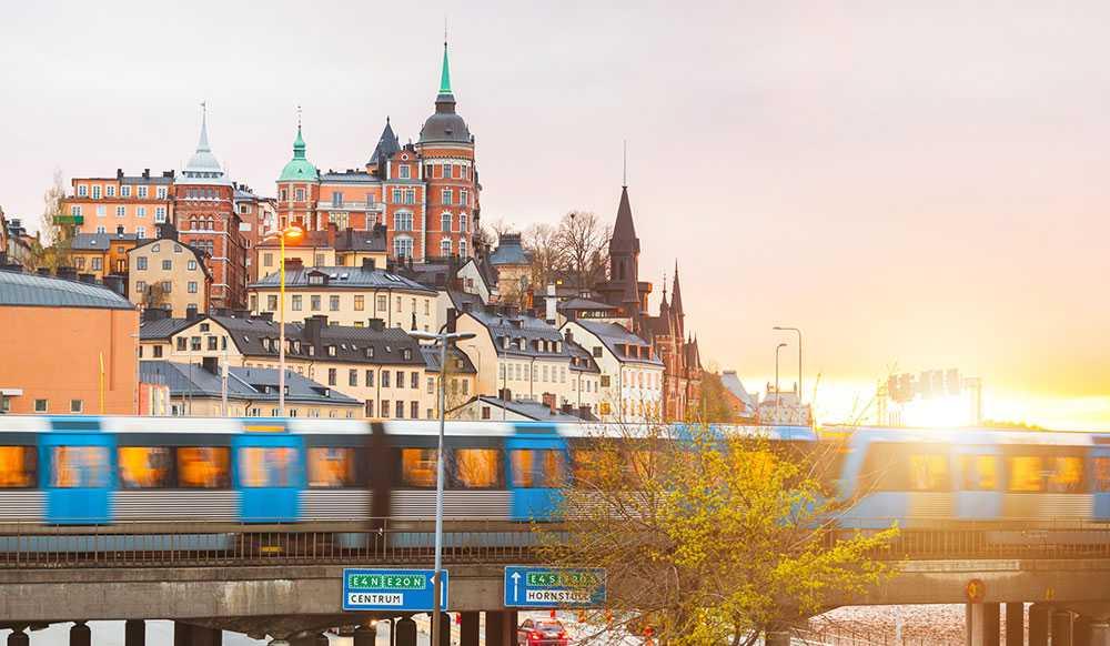 Inga tåg kommer kunna köra mellan Stockholm Central och Stockholm Södra i påsk.