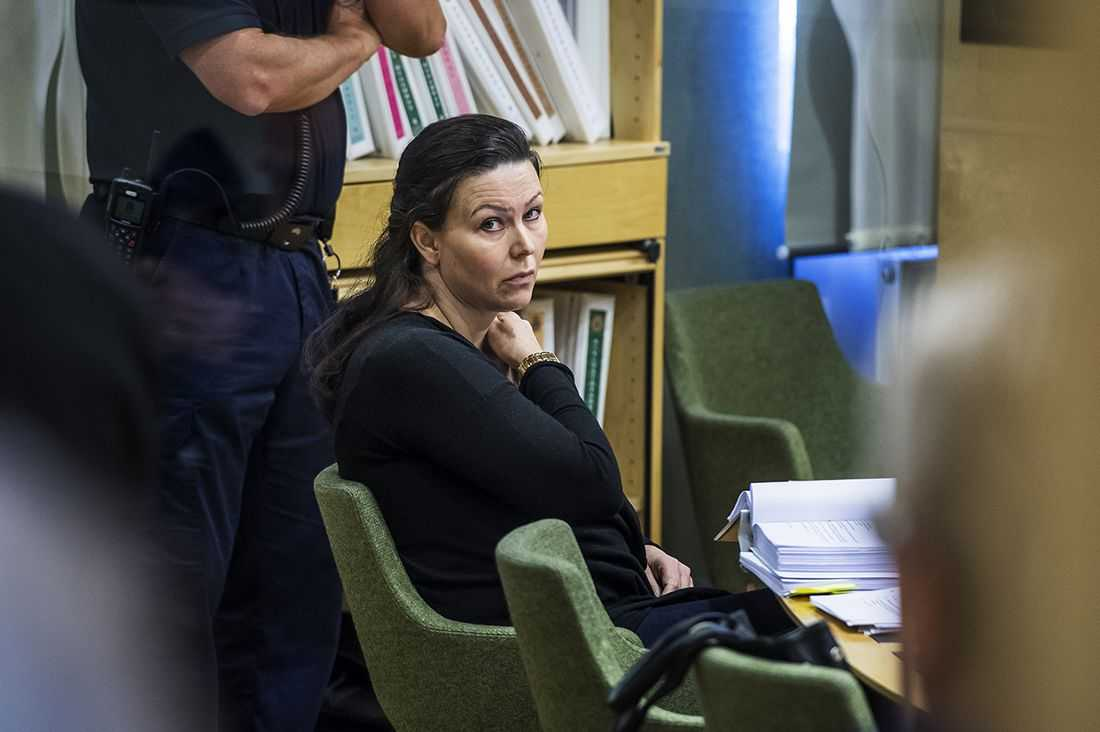 Johanna Möller är enligt rätten skyldig till mord.