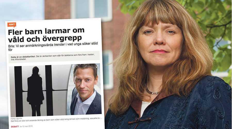 Barns och ungas mående är vuxenvärldens, och i slutändan politikens, ansvar, skriver Susanne Nordling.