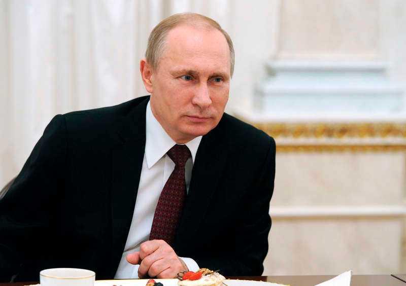 Vladimir Putin, var är du?