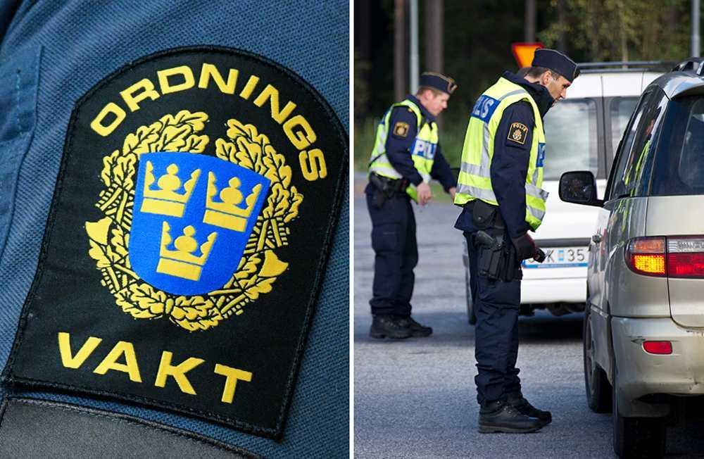 Det ska bli fler nykterhetskontroller – ordningsvakter och väktare kan ersätta polisen.